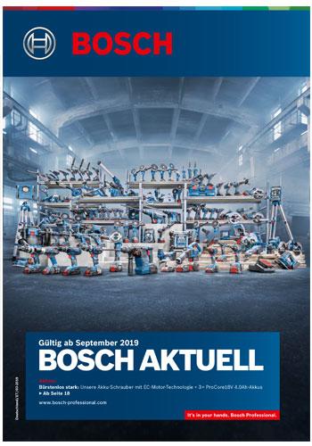 Das neue Bosch aktuell