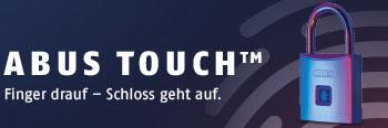Neuheit ABUS Touch