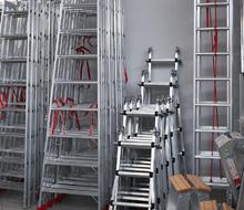 Betriebseinrichtung/Leitern