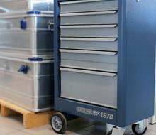 Sortiments-, Werkzeugkoffer